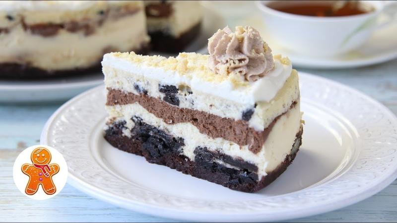 Чизкейк Шоколадное Безумие ✧ Chocolate Cheesecake