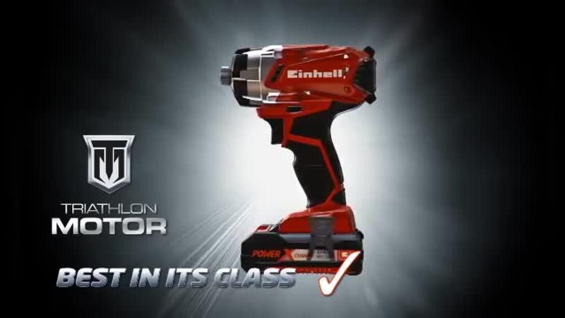Einhell TE-CI 18 Li аккумуляторный ударный винтоверт
