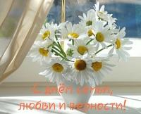 В этот день прекрасный день, День семьи, любви и верности, хочется поздравить Вас с
