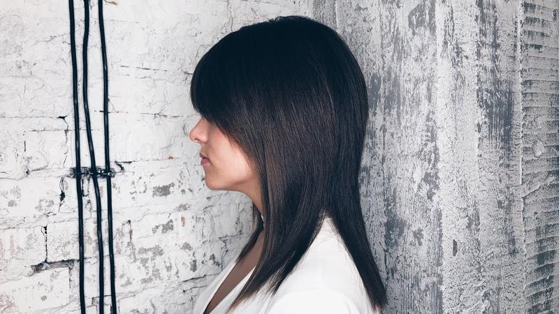 How to cut volume womens haircut