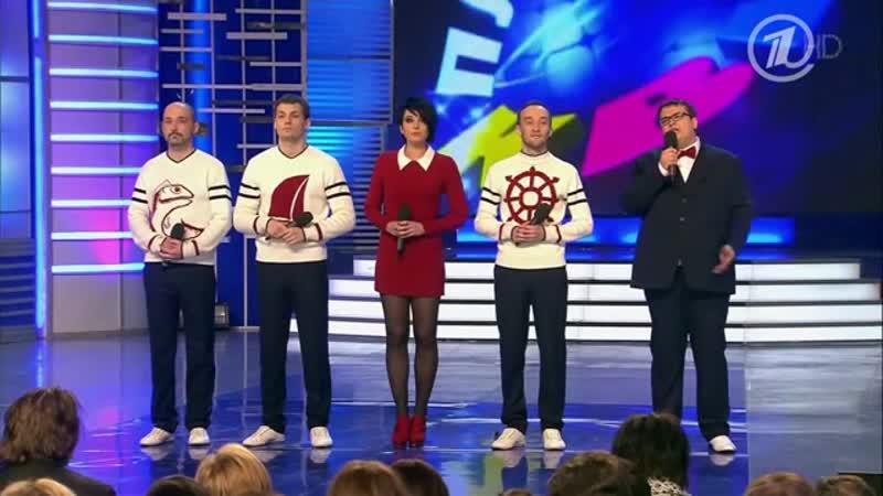 2014 КВН Сборная Мурманска Мурманск Высшая лига 1 4 Приветствие