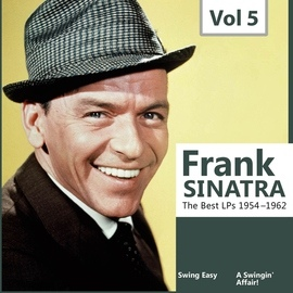Frank Sinatra альбом The Best Lps 1954-1962 - Frank Sinatra, Vol.5