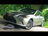 2019 Lexus ES 350 FIRST DRIVE REVIEW Not your Grandmothers Lexus . . . (2 of 3)