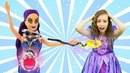 Принцесса София злодейка на вечеринке 2 часть Видео для детей