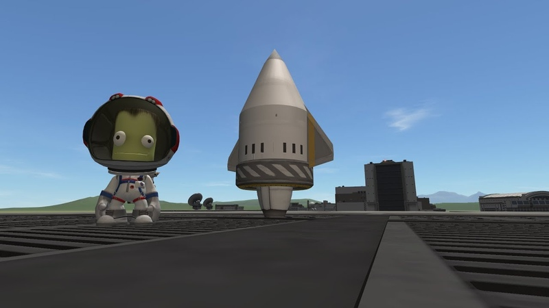 1.3 tons to Minmus and back - The Odyssey by Bill; Book 33 - KSP