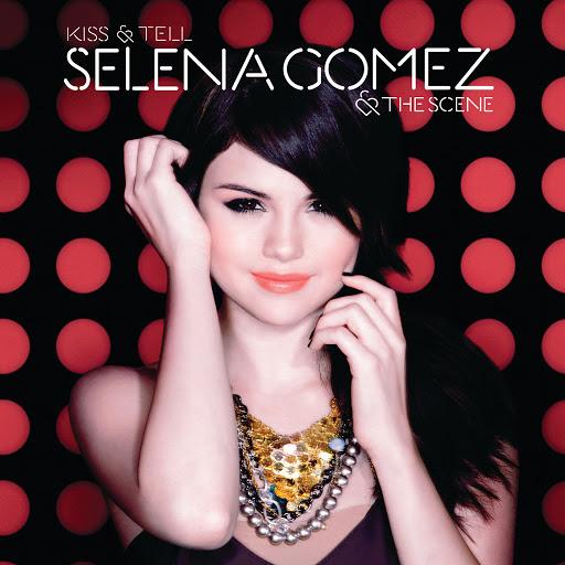 Selena Gomez альбом Kiss & Tell (European Version)