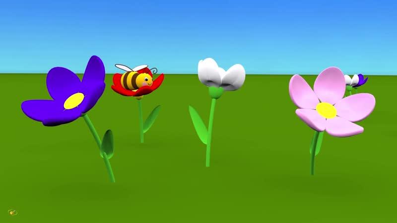 Развивающий мультик для детей. Игрушки для малыша- ПАЗЛ С ЛИСТЬЯМИ. УЧИМ ВИДЫ ДЕРЕВЬЕВ