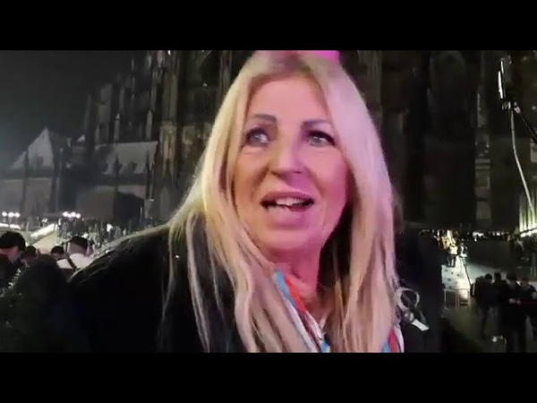 (2) Nicole, Henry und weitere zu Silvester 20182019 in Köln. Dokumentation