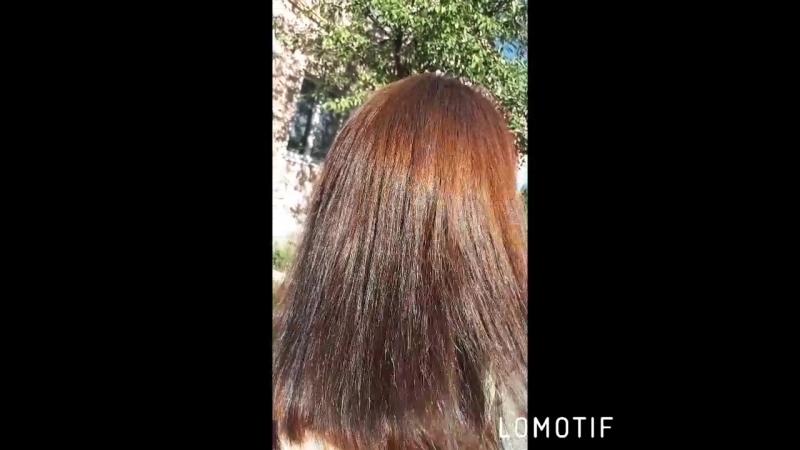 Ботокс для волос  Салон красоты *АИША*  пгт.Кировское  Тел:7-978-755-85-82  ботоксдляволос лечениевосстановлениеволос салонк
