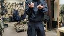Комбинезон британский полицейский негорючий NOMEX составной брюки куртка