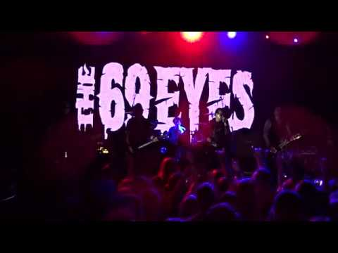 The 69 Eyes - Sleeping With Lions (Live at St. Petersburg 16.11.2018 - AURORA CONCERT HALL)