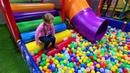 Вика в Детском Развлекательном Семейном Центре Парке Joki Joya Джоки Джоя Хелоу Вики