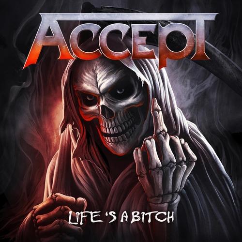Accept - Life's a Bitch (Single)