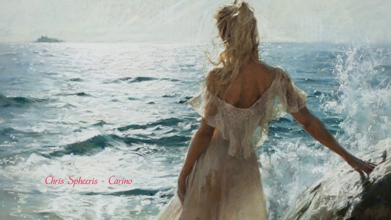 Художник Vicente Romero Redondo (Chris Spheeris – Carino)