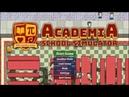 Academia School Simulator 1- Начинаем Строить Свою Академию!