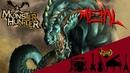 Monster Hunter 3 - Deviljho Theme 【Intense Symphonic Metal Cover】