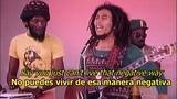 Positive Vibration - Bob Marley (LYRICSLETRA) (Reggae+Video) (HD)