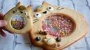 でっかいトトロのシャカシャカクッキー作ってみた! | TOTORO cookies