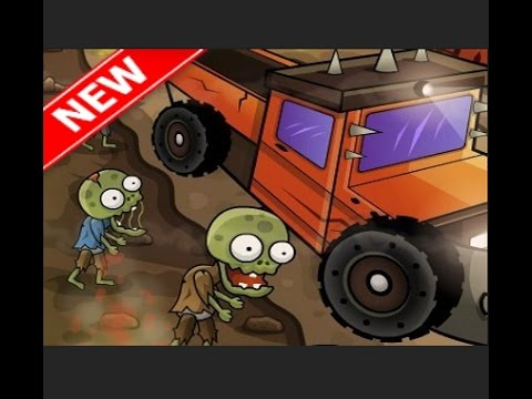Zombies game online for free, Zombies attack the farm