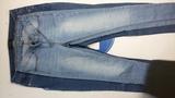 (ВА1)1934 Fashion Jeans Womens (15 kg) 1пак - модные женские джинсы крем+экстра Англия