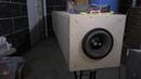 ЧВ 33 Hz в домашке на 10 сабе AZ13 RED 10