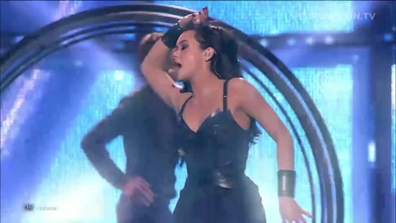 Mariya Yaremchuk - Tick - Tock (Ukraine) LIVE 2014 Eurovision Song Contest First Semi-Final_HD
