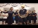 Супер Лезгинка Парень С Папахой Танцует C Девчатами В Школе 2018 ALISHKA ELVIN Школа Лезгинки АRS