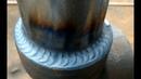 Сварка аргоном американкой бабочкой полный разбор такого стыка Tig welding