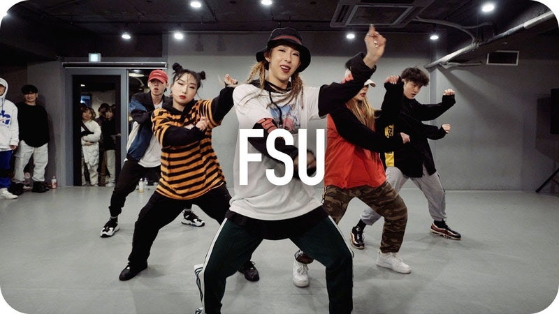 FSU - Jay Park ft. GASHI, Rich The Kid Mina Myoung Choreography
