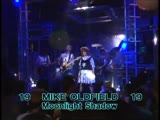 Mike Oldfield Maggie Reilly - Moonlight Shadow 1983 (HQ Audio, Top Of The Pops