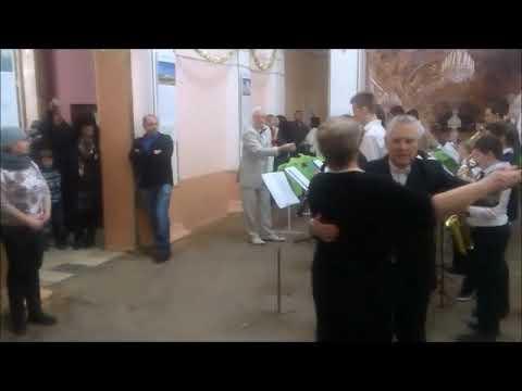 Вальс.Духовой оркестр.г.Рославль 08.12.2018г