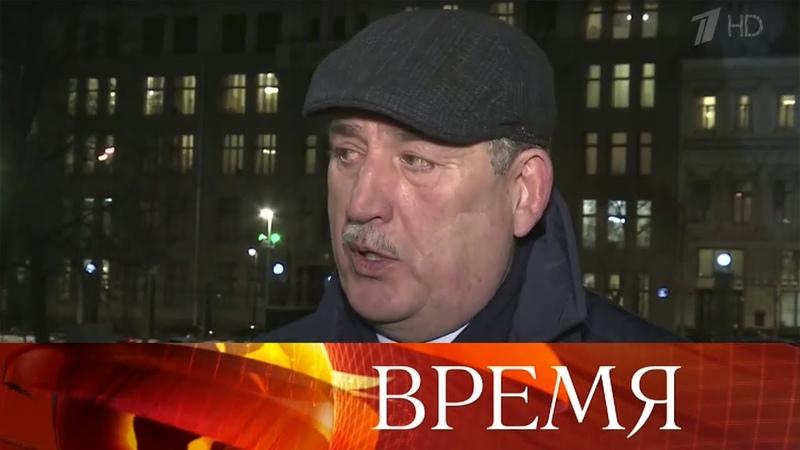 Участнику боевых действий в Афганистане Владимиру Ковтуну присвоено звание Героя России.