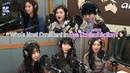 [Sound K] 페이버릿 (FAVORITE)'s Eye Contact Action on Arirang Radio!