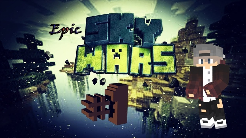 SkyWars қазақша TLauncher(minecraft) 1