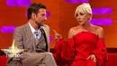Bradley Cooper's Voice Blew Lady Gaga Away | The Graham Norton Show