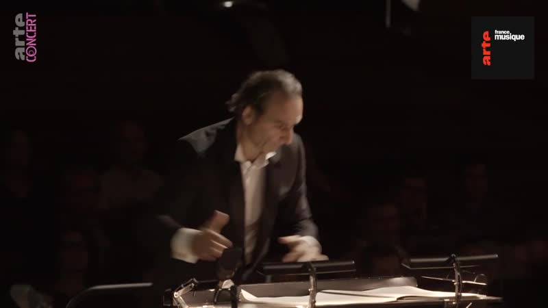 Alexandre Desplat dirige l'Orchestre National de France (Paris, 6.12.2018)