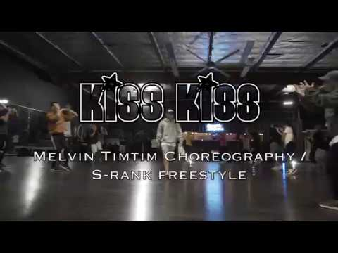 Kiss Kiss - Chris Brown ft Tpain | Melvin Timtim choreography | S Rank Session