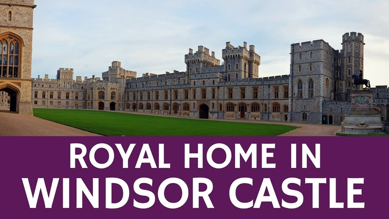 Oldest Continuously Inhabited Royal Residence – Quick Facts about Windsor Castle