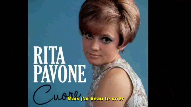 Rita Pavone - Coeur (Cuore)
