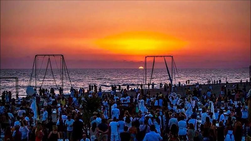 Oriental Sunset in Singita 2019 by Dj Manuel Defil