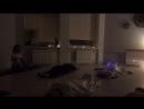 Атмосферное видео шавасана с поющей чашей