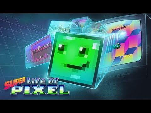 Super Life of Pixel [PC] (2018). Pt. 5 (MSX - Atari ST)