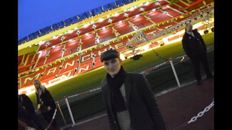Manchester united - stadium tour №1