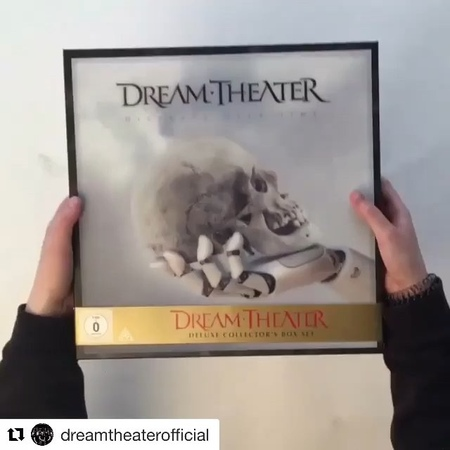 """John Petrucci on Instagram: """"Less than a week!! We've made a special video to show you what's inside the limited edition deluxe collector's box set..."""