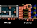 Omkol vs Brickman - Mission Impossible (NES) firstrun - 11.02.13