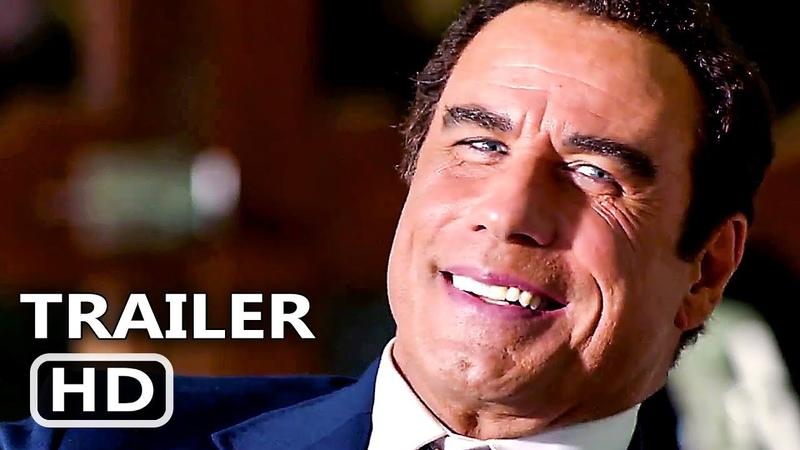 SPEED KILLS Official Trailer 2018 John Travolta Thriller Movie HD