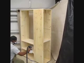 Шкаф своими руками - Глаза боятся - руки делают