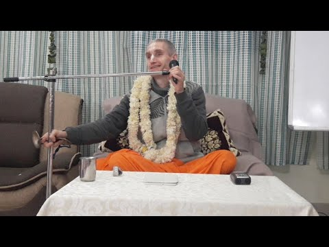 Е.М. Сарвагья прабху. Уникальность Шримад-Бхагаватам.