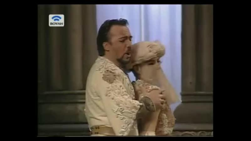 Alessandro SVAB - Con tutta la sua boria...Le femmine d'Italia - Ali's aria from L'Italiana in Algeri