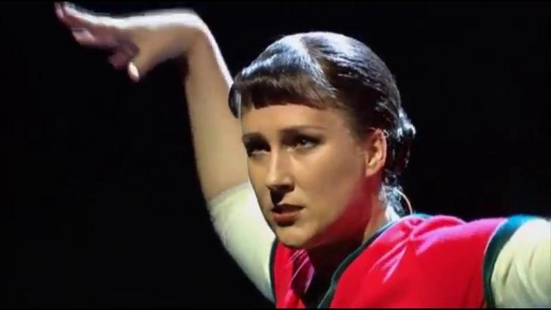 Diana Damrau in «1984» opera Lorin Maazel